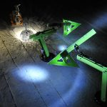 Výroba objektov - lámp