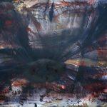 Mojmír II., alebo Súmrak ríše, 2018, 170 x 116 cm