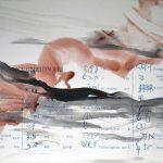 Segni Convenzionali, 2019, 170 x 116 cm