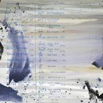 Skratky k Bohu, 2019, 170 x 116 cm